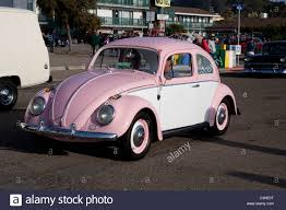 beetle volkswagen pink pink and white vw bug stock photo royalty free image 36648888