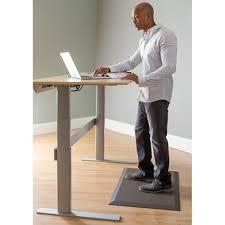 Ergonomic Desk Standing by Standing Work Mats Ergonomic Office Mats Csi Ergonomics