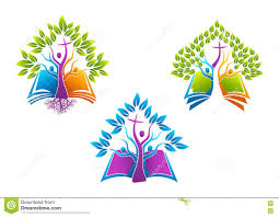 bible christian tree logo book root icon holy spirit family