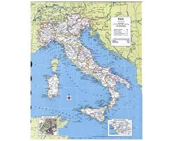 Vatican City Map Maps Of Italy Detailed Map Of Italy In English Tourist Map
