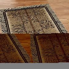 Leopard Print Runner Rug Coffee Tables Antelope Print Rug Leopard Print Nikes Roshe Faux