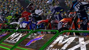 ama amatuer motocross arlington supercross 2017 rf 450 pro main event rd 6 youtube