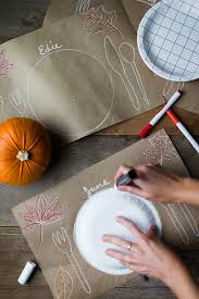 the best thanksgiving placemats thanksgiving placemats