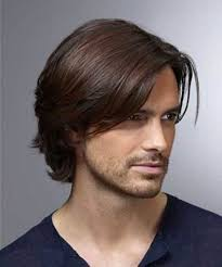 medium length wavy hairstyle wavy hairstyles for boys latest men haircuts