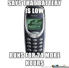 Old Phone Meme - nokia low battery meme slapcaption com super pinterest