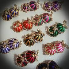 jhumkas earrings thread jhumkas earrings everything else on carousell