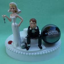 wedding cakes san antonio wedding cake topper san antonio spurs basketball themed sa