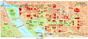 Best 25 washington dc tourist map ideas washington