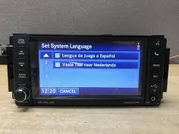 2005 Dodge Ram Navigation Radio Chrysler Dodge Jeep Ram Rhp 731n Mygig Media Center Australia