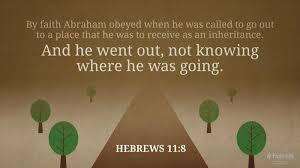 hebrews 11 8 u201319