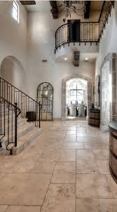 these floors travertine and the cut light combination of