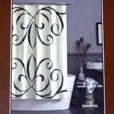Dwell Shower Curtain - american metalcraft bzz95b rectangular wire zorro baskets small