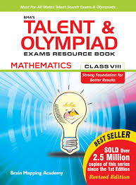 bma u0027s talent u0026 olympiad exams resource book for class 8 maths