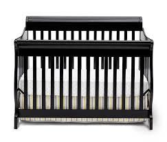 Pali Drop Side Crib Amazon Com Delta Children Canton 4 In 1 Convertible Crib Black