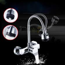 Kitchen Faucet Discount by Discount Wall Mounted Kitchen Faucet Spray 2017 Wall Mounted