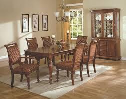 used dining room tables used dining room sets custom gold leaf accented regency pedestals