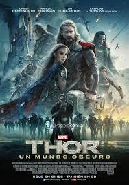 Dark Posters Thor The Dark World New Spanish Language Poster Revealed
