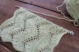 zig zag knitting stitch pattern zigzag knitting pattern free zig zag baby blanket with link to free