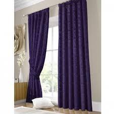 Plum Faux Silk Curtains 11 Best Curtain Inspiration Images On Pinterest Curtain