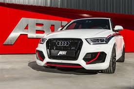 audi q3 modified modified crossover audi rs q3 abt audi fashionable german