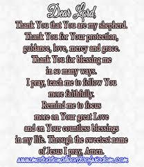 motivational words of wisdom prayer of thanksgiving