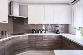 best thing to clean kitchen cabinet doors how to clean glossy cabinets hunker