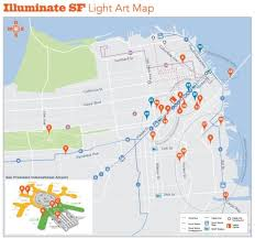 cable car san francisco map dogpatch bayview cable car light tour 2015 illuminate sf