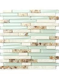 Backsplash Tile For Kitchen by Glass Tiles Amazon Com Kitchen U0026 Bath Fixtures Kitchen