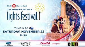 magnificent mile lights festival 2017 the m a d d rhythms family the magnificent mile lights festival