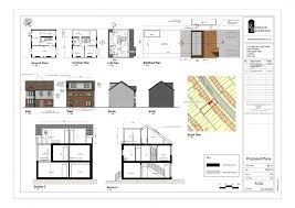 exle of floor plan drawing outstanding house extension plan ideas ideas house design