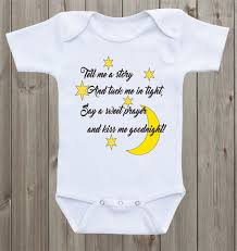 tell me a story baby onesie unisex baby clothing gender neutral
