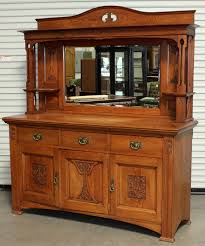 Side Buffet Server by Antique Sideboards And Antique Servers From Antique Furniture Mart