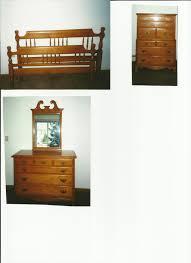 kling vintage maple bedroom set for sale antiques com classifieds
