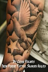 dove sleeve craig by craigholmestattoo on deviantart