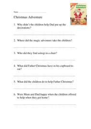 christmas activities for kids christmas worksheets stage 3