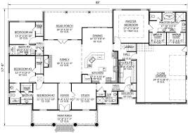 acadian floor plans southern style house plans plan 91 104