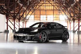 Porsche Panamera Modified - techart porsche panamera grandgt car tuning
