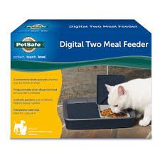 2 meal automatic pet feeder by petsafe pfd11 13706