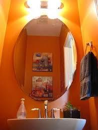 small windowless bathroom with colour house ideas pinterest