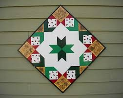 Barn Quilt Art Barn Quilts By Dave Not Just For Barns Anymore