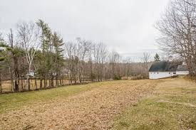 great backyard of 222 old bay new durham nh living in new