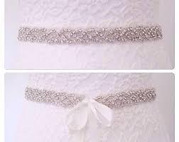 bridal belt wedding belts sashes etsy