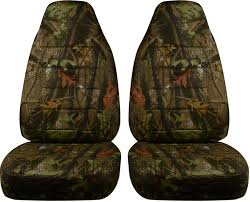 camo bucket seat covers velcromag