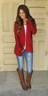 what to wear with light brown boots light jeans red top what to wear with my brown boots pinterest