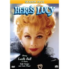 everything lucy lucille ball december 2011