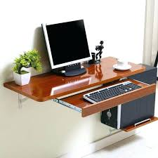 Glass Computer Desk With Drawers Compact Clear Glass Computer Desk Armoire Computer Desk Small