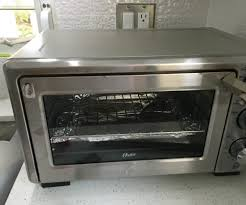 Large Toaster Oven Reviews Adorable Oster Brushed Stainless Toaster Home Depot To Picture