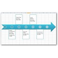Excel Timeline Templates Sle Timelines Timeline Infographic Business Sle 5 11