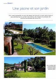 Ambiance Et Jardin Article Une Piscine Et Son Jardin Brigitte Dematteis Designer De