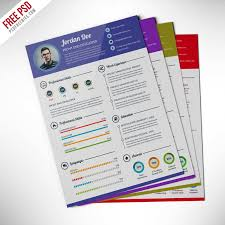 resume and cv samples professional resume cv template free psd psdfreebies com